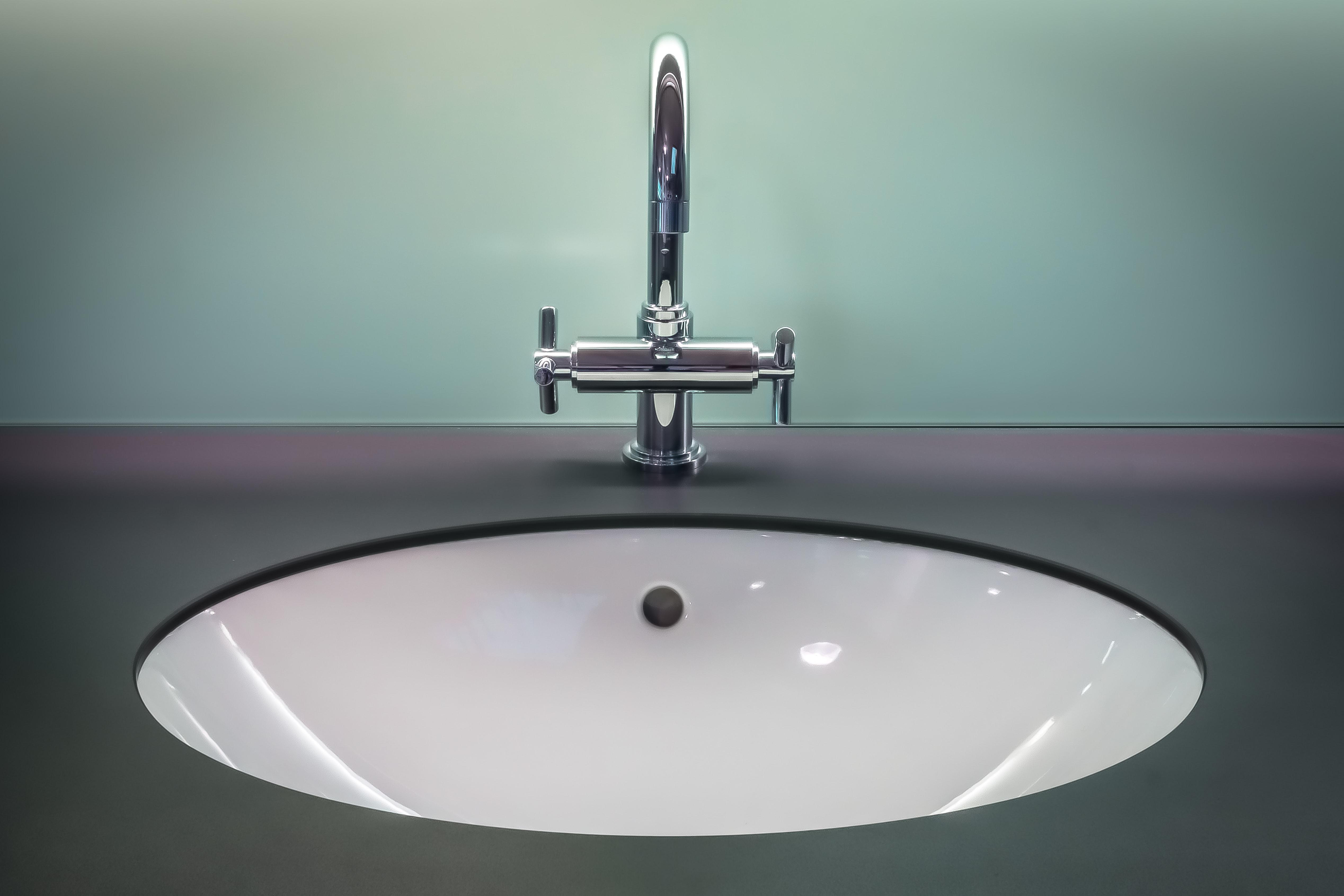 Bathroom sink min