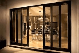 interior and exterior doors - sliding door