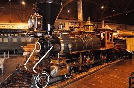 California State Railroad Museum Train