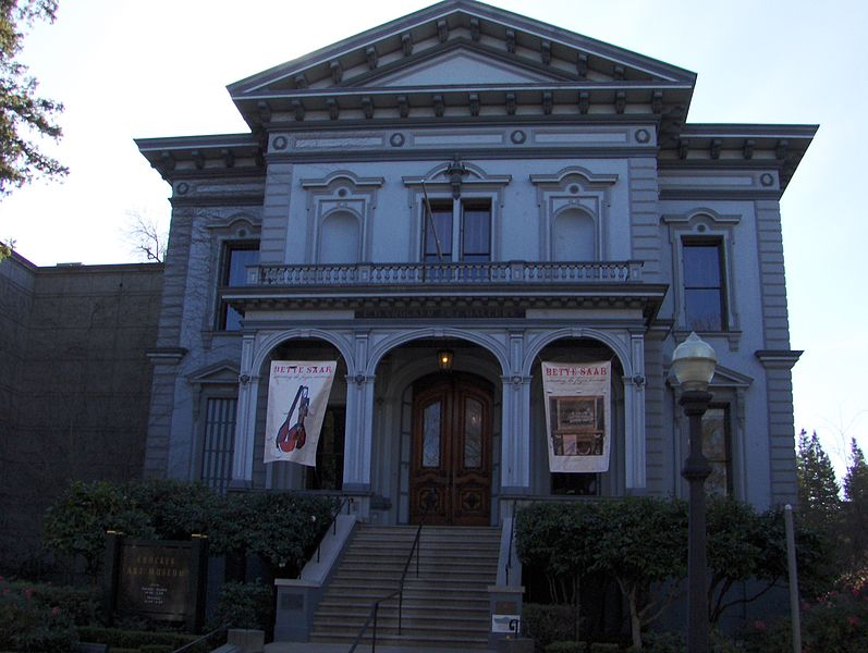 Crocker Art Museum (Main Entrance)