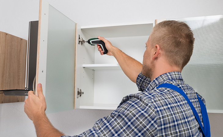 Cabinet Installation And Repair