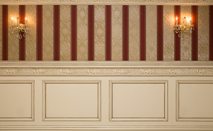 Wainscoting And Panelling
